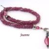 Collier de perles Jeanne