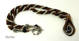 Collier de perles Berhe