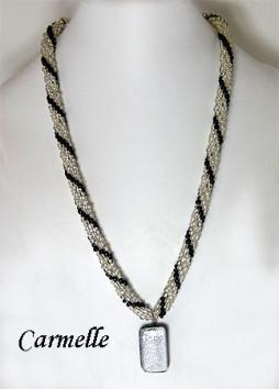 Collier de perles Berthe