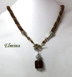 Collier de perles Elmina