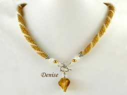 Collier de perles Denise