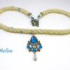 Magnifique collier de perles un cadeau pour maman, pour son anniversaire, pour Noel, fete des meres