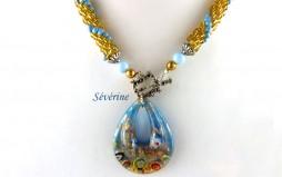 Collier de perles Sévérine