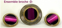 Ensemble de broche -D-