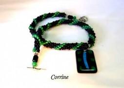 collier de perles Corrine-www.metiersdart-cadeaux.com