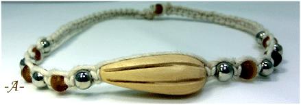 collier pour garçon ou fille www.metiersdart-cadeaux.com