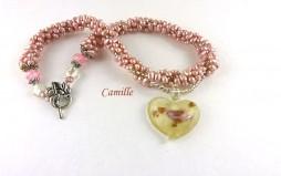Collier de perles Camille - www-metiersdart-cadeaux.com