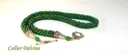 Collier de perles Delvina