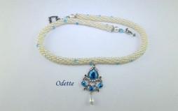 Collier de perles Odette