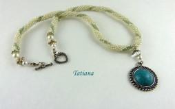 Collier de perle Tatiana